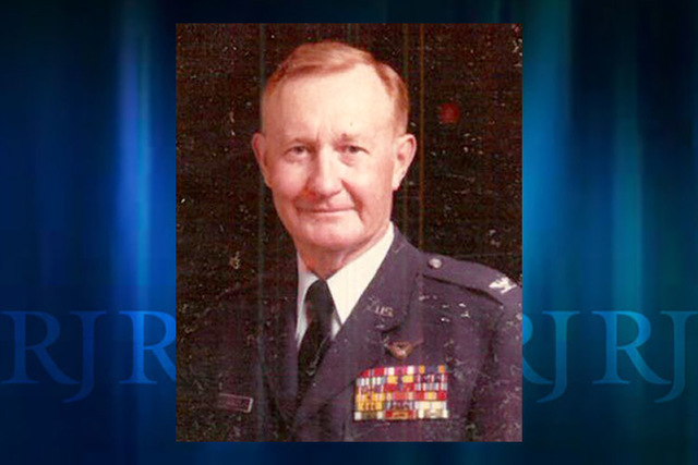 Retired Air Force Col. Paul Dudley, 90, died Friday, May 5, 2015, at his Las Vegas home. He received two Distinguished Flying Cross medals for extraordinary achievement as a Marine radioman-gunner ...