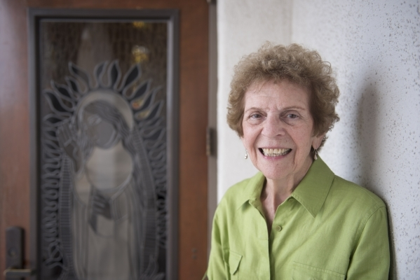 Since retiring in 2009, Carolyn Leontos has had more time for volunteer activities at her church, St. Joseph, Husband of Mary Roman Catholic Church, as well as Catholic Charities of Southern Nevad ...