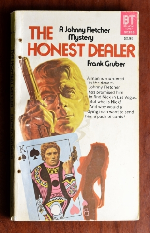"Those who remember Johnny Fletcher may recall the excitement of ""The Honest Dealer,"" part of the Clark County Museum collection of mass-market paperbacks using Las Vegas and Southern Nev ..."