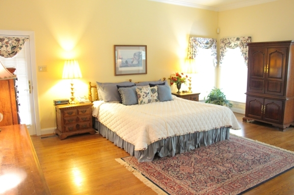 Soft colors can help to create a soothing mood. COURTESY PHOTO