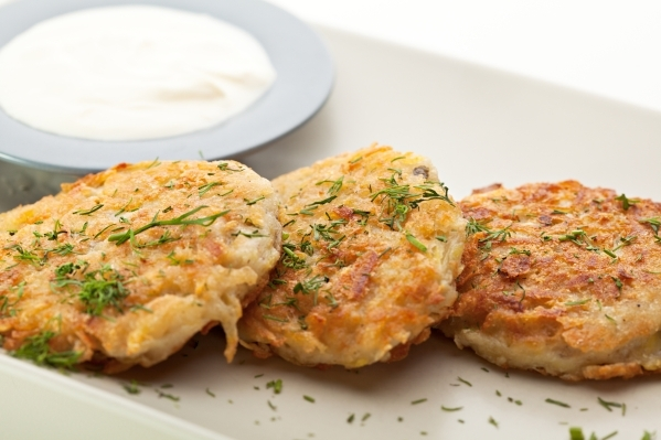 Taste of the Town readers suggested several local restaurants that serve potato pancakes. THINKSTOCK