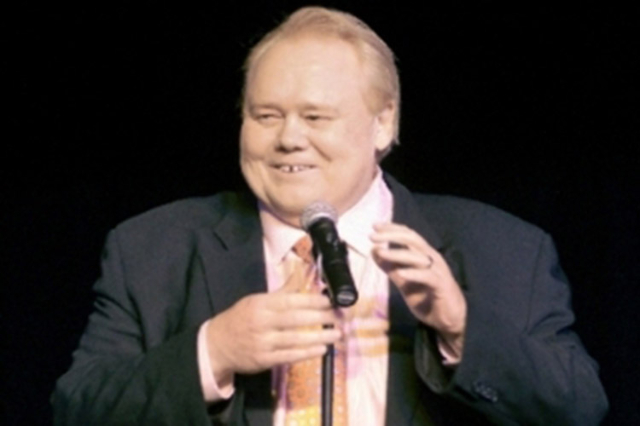 Louie Anderson says his stand-up set Saturday at the South Point will be heard by as many as 300 people at the VA Medical Center in North Las Vegas. (Courtesy photo)
