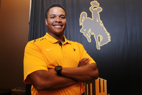 "Wyoming senior defensive end Eddie Yarbrough said he hopes to return to Haiti every year. ""We did a lot of good while we were there, but there's only so much you can do in two weeks,&qu ..."
