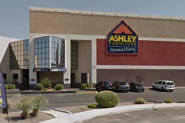 New Company Operating Ashley Furniture Homestores In Las Vegas Las