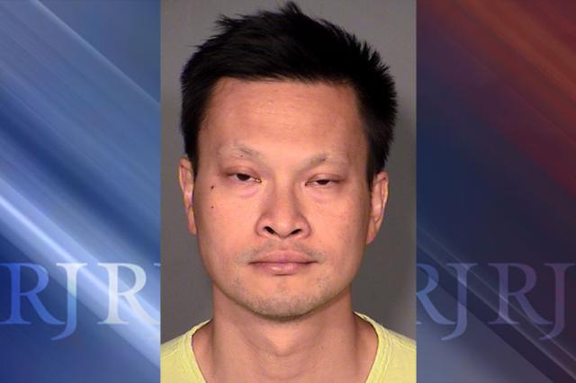 Dr. Binh Minh Chung (Las Vegas Metropolitan Police Department)