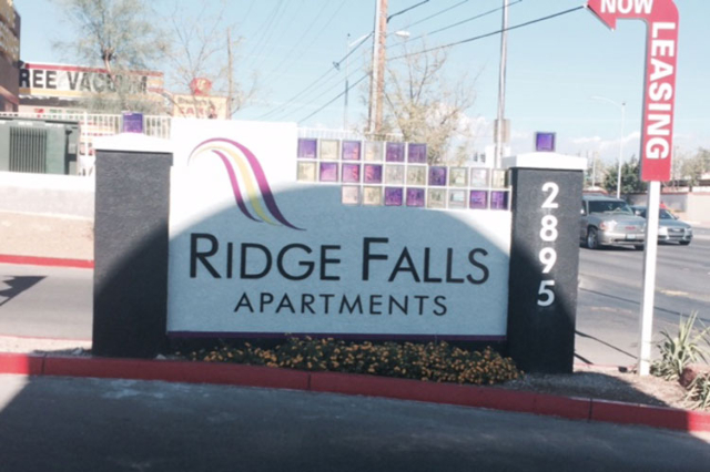 One man is dead after a shooting at the Ridge Falls apartment complex in the 2800 block of East Charleston, Tuesday, July 21, 2015. (Bizuayehu Tesfaye/Las Vegas Review-Journal) Follow Bizu Tesfaye ...