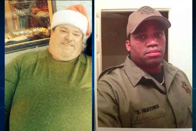John Kirk Rodda (left) and Sharrod Elmer Hightower Jr. (right) (Courtesy photos)