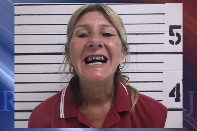 Tammy Jones, 53. (Cherokee County)