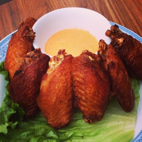 Thai style wings at Le Thai. (Facebook)