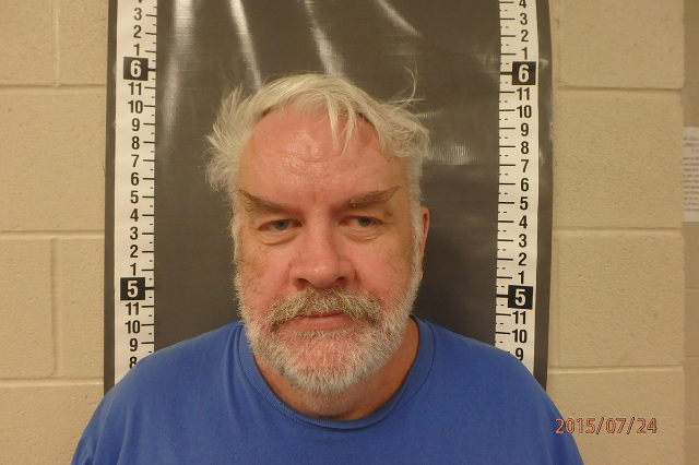 Robert Marygold. (Courtesy Nye County Sheriff's Office)