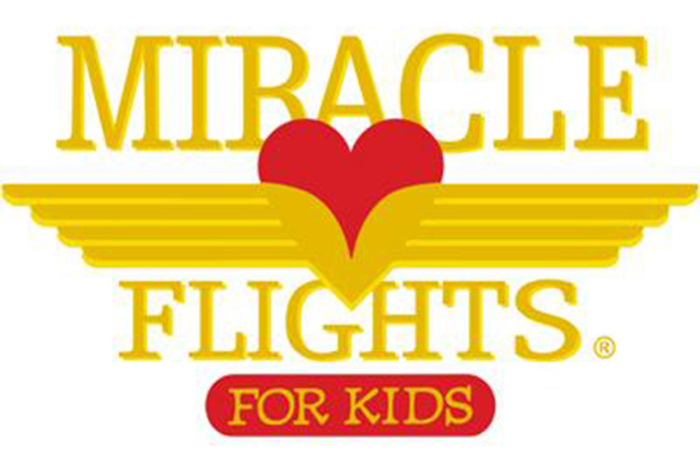 (Miracle Flights for Kids Facebook)