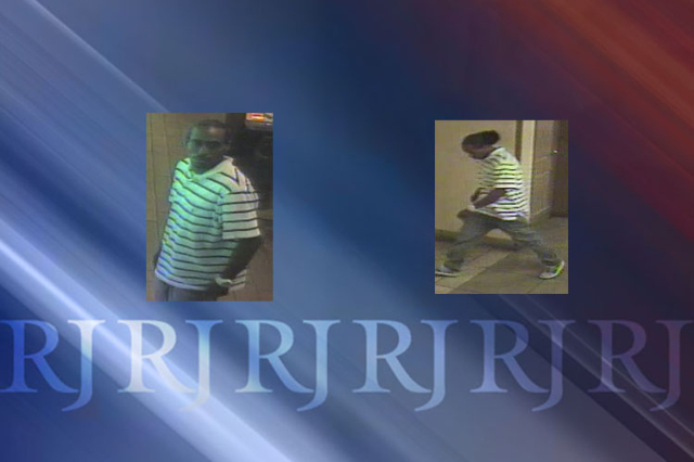 Metro is searching for a suspect in a June 15 robbery. (Las Vegas Metropolitan Police Department)