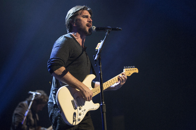 Colombian singer Juanes will perform Thursday at The Joint at the Hard Rock Hotel. (Reuters)