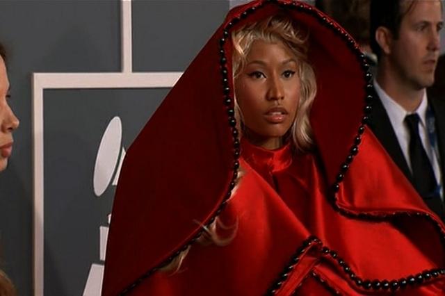 Nicki Minaj (CNN)