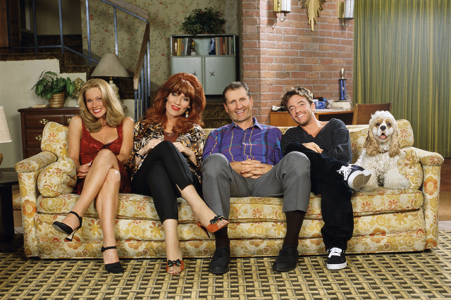 "Sony Pictures Television is reportedly mulling over a pitch for a ""Married...with Children"" spinoff. (CNN)"