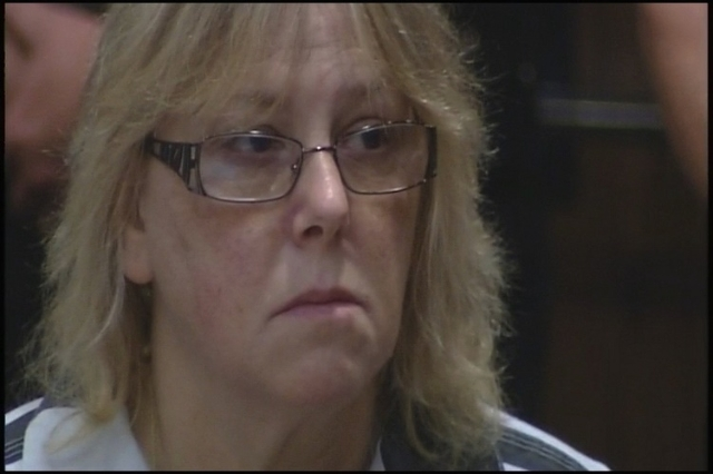 Joyce Mitchell, 51, the woman accused of helping David Sweat and Richard Matt escape from Clinton Correctional Facility in New York on June 5, 2015, pleaded guilty to two charges in the case on Ju ...