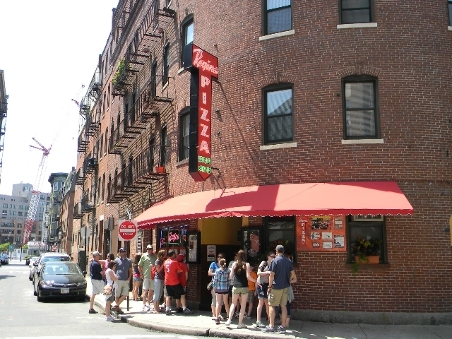 6. Regina Pizzeria, Boston -- In Boston's North End, Regina Pizzeria has been turning out pies since 1926. (CNN)