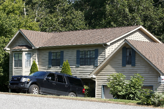 The house of where suspected gunman Mohammod Youssuf Abdulazeez lived is seen in Hixson, Tennessee, July 17, 2015. Four U.S. Marines were killed on Thursday by the suspected gunman that the FBI ha ...