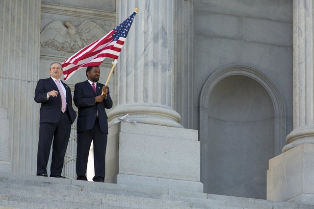 Confederate Flag Removed From Sc Capitol Las Vegas Review