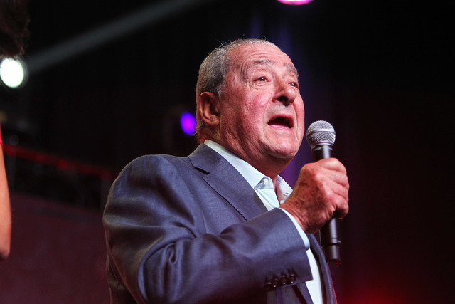 """It's been something we've been working on for a while. It's something that we're taking very seriously,"" Top Rank chairman Bob Arum said after a $100 million antitrust suit was filed  ..."