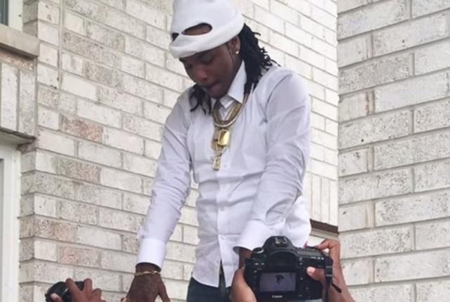 Chicago rapper Capo e1caa1a83