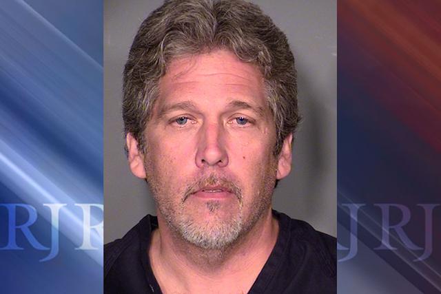 James Stapleton (Courtesy/Las Vegas Metropolitan Police Department)