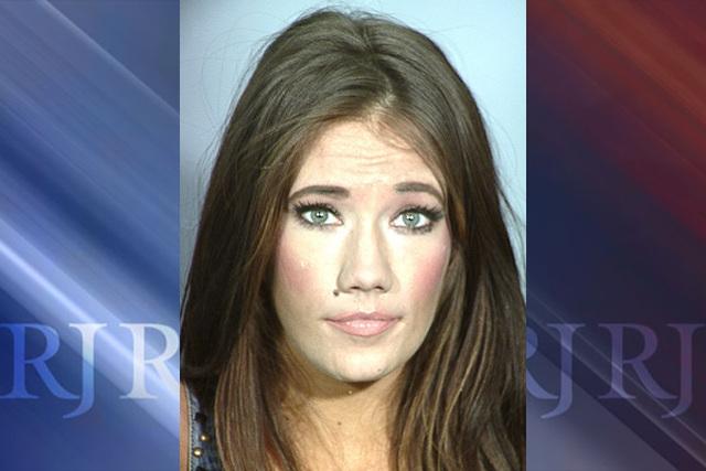 Katherine Nicole Rees. Courtesy (Las Vegas Metropolitan Police Department)
