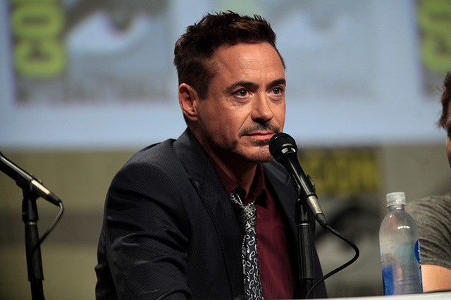 Robert Downey Jr.   Archivo