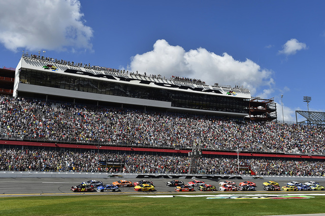 Nascar Ready To Remove Confederate Flag From Infield At Races