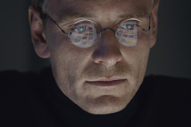 """Michael Fassbender stars as Steve Jobs in """"Steve Jobs."""" (Courtesy Universal Studios)"""