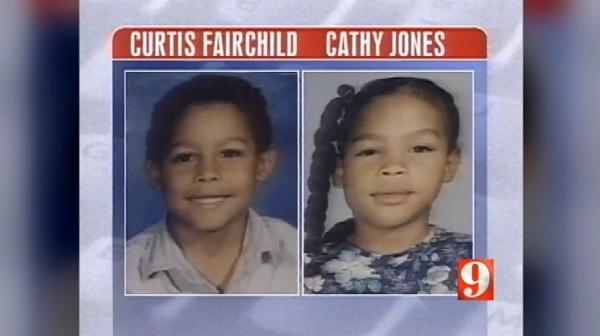 Curtis Fairchild, Cathy Jones (WFTV)