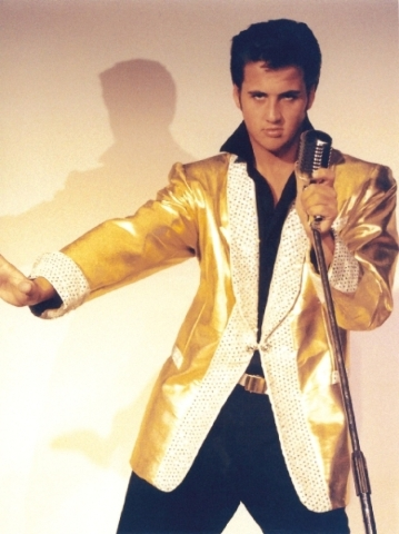 Brandon Bennett plans to present his Elvis tribute Aug. 15 and 16 at the Suncoast Showroom. (View file photo)