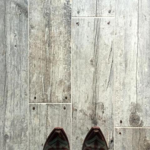 Renovators Think Outside Box To Dress Up Floors Las Vegas Review