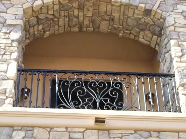 Decorative Iron And Steel Making A Comeback In Home Design Las