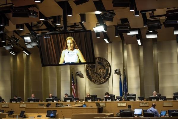 Planned Las Vegas park named after slain police officer | Las Vegas Review-Journal