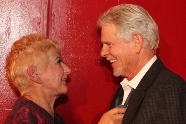 """Helen Okonski and Cory Newberry star in """"Southern Comforts,"""" now at Henderson's Theatre in the Valley. (Courtesy photo)"""