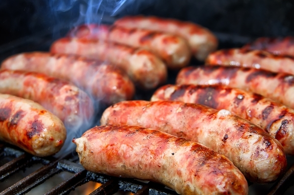 Hofbrauhaus Las Vegas will offer special dished for National Bratwurst Day on Sunday. (Thinkstock)