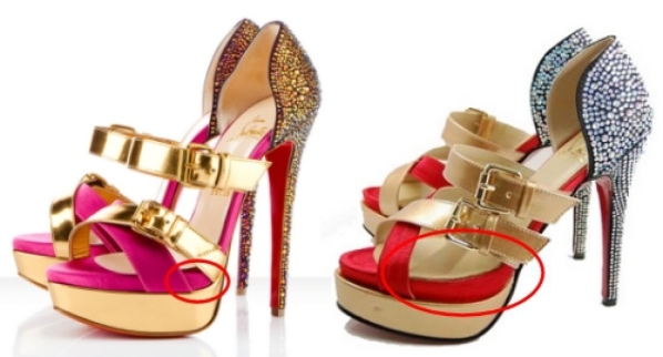 9c5727e117f8 Authentic and replica Christian Louboutin heels. Courtesy heels.