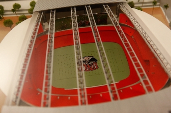 UNLV football stadium proposal FILE PHOTO