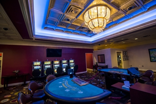 Harrah's New Orleans, owned by Caesars Entertainment, is the only  land-based casino in Louisiana. Joshua Dahl/Las Vegas Review-Journal)