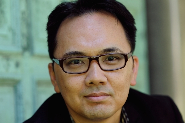 """Vu Tran, who received his Ph.D. from UNLV's Black Mountain Institute, authored the recently released Vietnamese-centric mystery novel, """"Dragonfish,"""" which is based in Las Vegas. CO ..."""