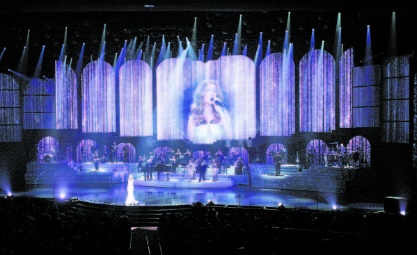 Celine Dion (Review-Journal file)