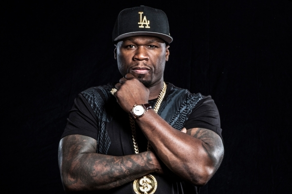 This fall's two-day Wine Amplified event at MGM Resorts Village will include a performance by 50 Cent. (Courtesy photo)