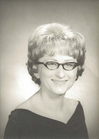 Delores Schafer is shown in an undated family photo. Schafer, a long-time Las Vegas resident, passed away in Salt Lake City on Pioneer Day July 24. Photo courtesy Schafer family