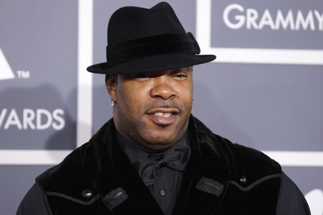 Busta Rhymes arrives at the 54th annual Grammy Awards in Los Angeles, California February 12, 2012. (Danny Moloshok/Reuters)
