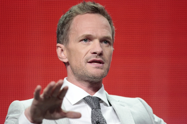 """Executive producer and star Neil Patrick Harris participates in the NBCUniversal """"Best Time Ever With Neil Patrick Harris"""" panel at the Television Critics Association (TCA) Summer 2015 P ..."""
