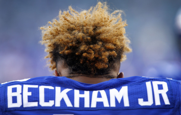 Giants wide receiver Odell Beckham Jr. will replace retired Steelers safety Troy Polamalu as the NFL's Head & Shoulders pitchman. What that means for Beckham's fantasy value is any ...