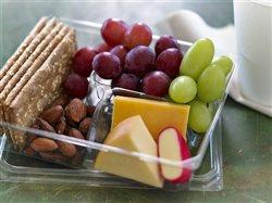 Banish back-to-school lunchbox blues with grapes