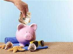 Beat the heat of your bank account: Five tips for hot savings