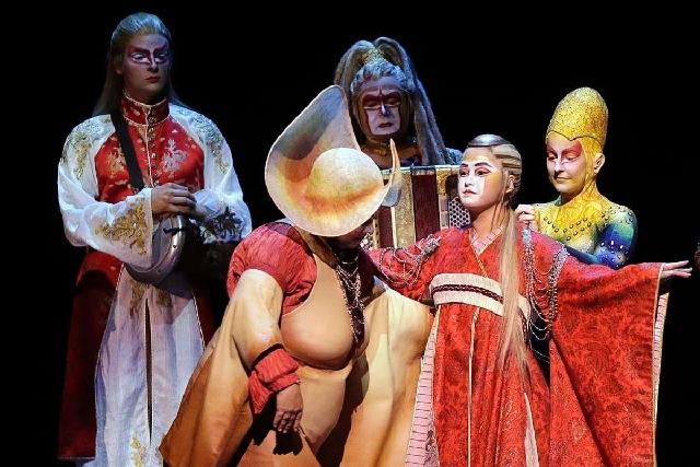 Ka performers (file)